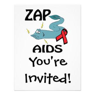 ZAP EL SIDA COMUNICADOS