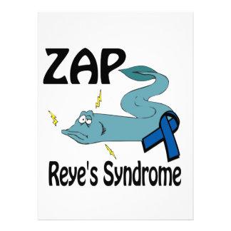 ZAP el síndrome de Reyes Comunicados