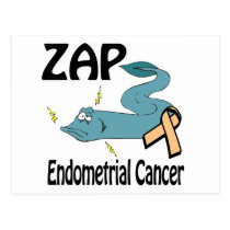 ZAP Endometrial Cancer Postcard