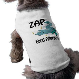 ZAP Food Allergies Pet Clothing