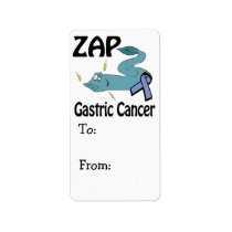 ZAP Gastric Cancer Label
