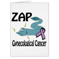 ZAP Gynecological Cancer Card