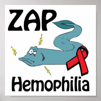 ZAP Hemophilia Poster