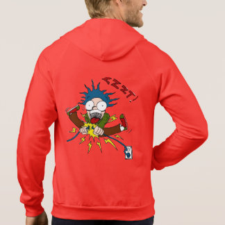 zap Hoodie Hire a Electrician