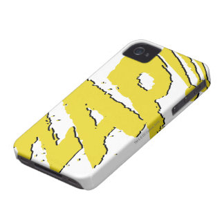 ZAP!!! iPhone 4 Case-Mate CASE