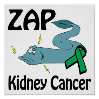 ZAP Kidney Cancer Posters