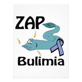 ZAP la bulimia Anuncio
