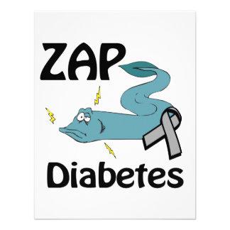 ZAP la diabetes Anuncio Personalizado