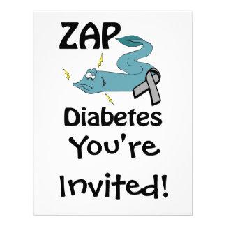 ZAP la diabetes Comunicados Personalizados