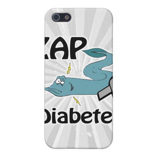 ZAP la diabetes iPhone 5 Coberturas