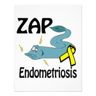 ZAP la endometriosis Anuncio Personalizado