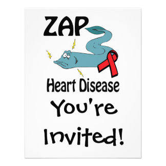 ZAP la enfermedad cardíaca Comunicado Personal