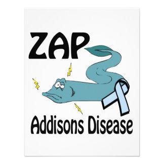 ZAP la enfermedad de Addisons Invitación