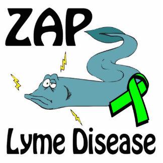 ZAP la enfermedad de Lyme Escultura Fotografica