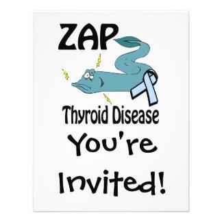 ZAP la enfermedad de tiroides Comunicados Personalizados