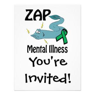 ZAP la enfermedad mental Comunicados Personalizados