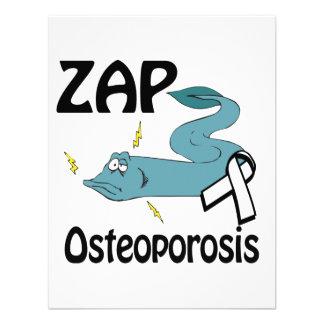ZAP la osteoporosis Anuncio