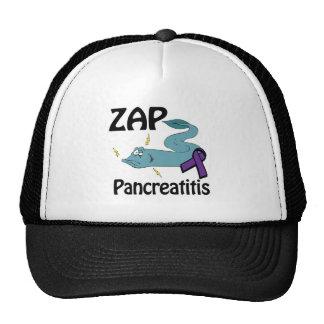 ZAP la pancreatitis Gorra