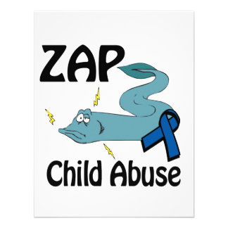ZAP la pederastia Comunicado Personalizado