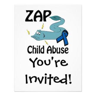 ZAP la pederastia Invitaciones Personales