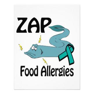 ZAP las alergias alimentarias Anuncio