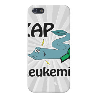 ZAP Leukemia (green) iPhone SE/5/5s Cover