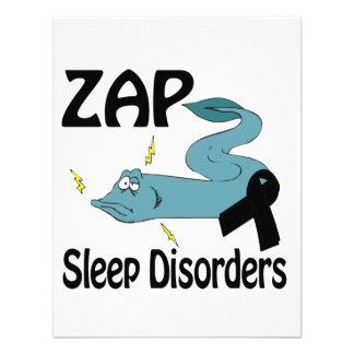 ZAP los trastornos del sueño Comunicado