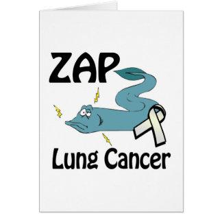 ZAP Lung Cancer Card