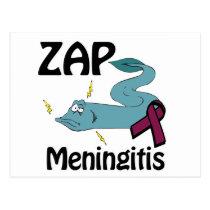 ZAP Meningitis Postcard