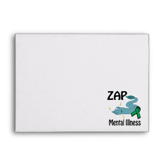ZAP Mental Illness Envelopes
