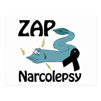ZAP Narcolepsy Postcard