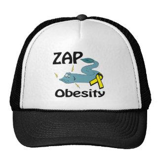 ZAP Obesity Trucker Hats