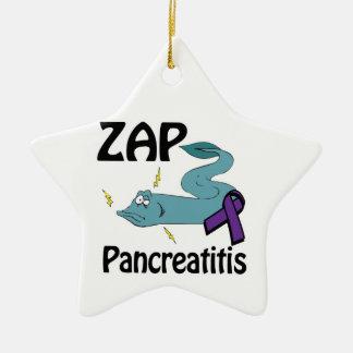 ZAP Pancreatitis Christmas Tree Ornament
