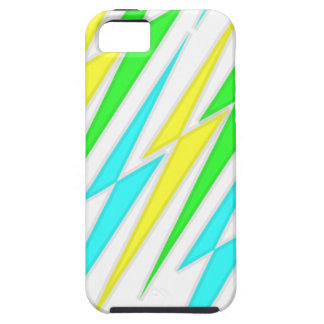 Zap Pop lucky bolts iPhone SE/5/5s Case
