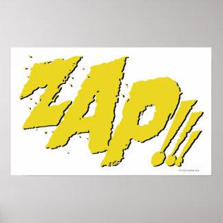 ZAP!!! POSTER