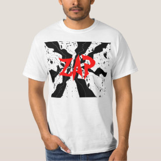 Zap Print T-Shirt