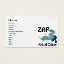 ZAP Rectal Cancer Business Card
