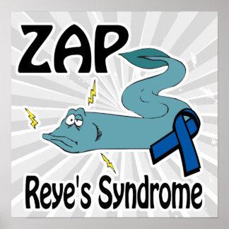 ZAP Reyes Syndrome Poster