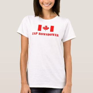 Zap Rowsdower Playera