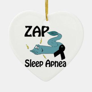 ZAP Sleep Apnea Christmas Tree Ornaments