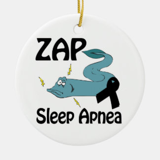 ZAP Sleep Apnea Ornaments
