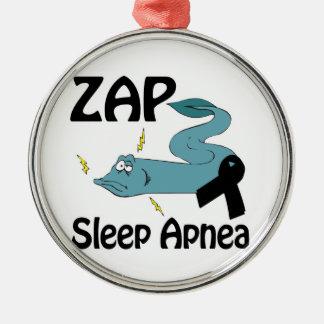 ZAP Sleep Apnea Christmas Ornaments