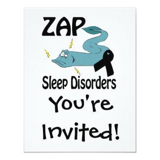 ZAP Sleep Disorders Card