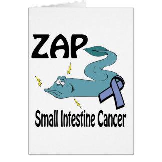 ZAP Small Intestine Cancer Card