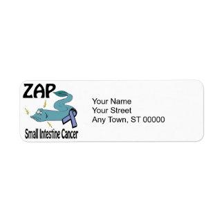 ZAP Small Intestine Cancer Label