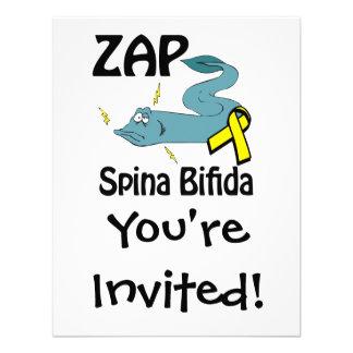 ZAP Spina bífido Comunicado Personal