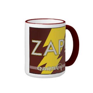 ¡Zap! Taza