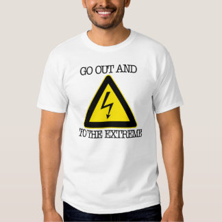 Zap to the Extreme Shirt