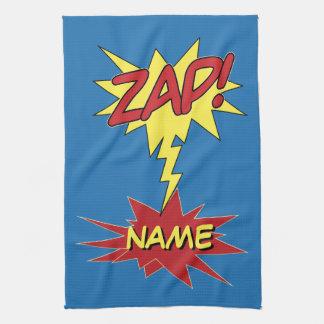 ¡ZAP! toalla de mano de encargo