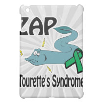 ZAP Tourettes Syndrome iPad Mini Cover